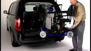 Big Lifter Wheelchair Lifts for Vans, SUVS   Hudson Accessibility Solutions