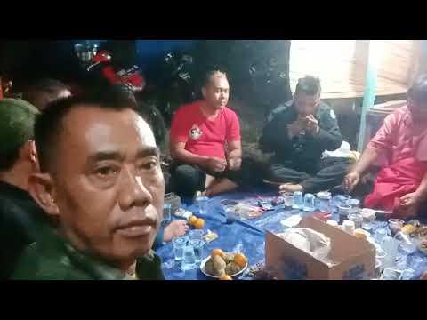 Kumpulan Para Artis Kw, Di Saung Ajis Kw