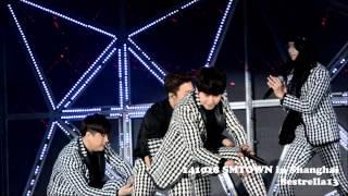 【Donghae Fancam】141018 SMTOWN Shanghai ~Shake it up~ Super junior