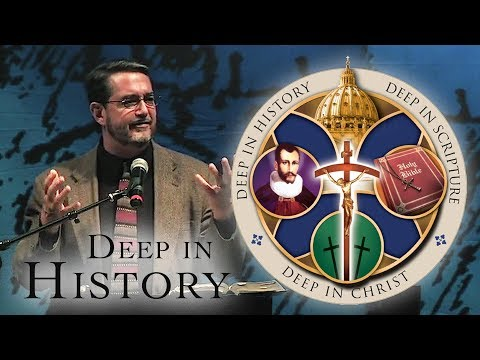 Understanding the 'Our Father' - Dr. Scott Hahn - Deep in History