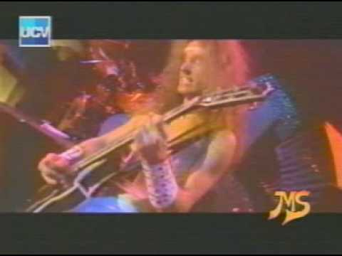 Ted Nugent  Stranglehold   1979 in Midnight Special