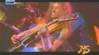 Ted Nugent - Stranglehold / Live 1979 in Midnight Special