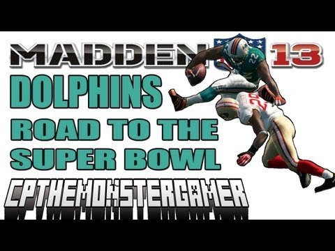 MICHAEL TURNER DUI & OFFICIATING ISSUES | MADDEN 13: JETS AT DOLPHINS