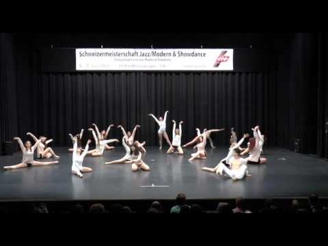 Wanted - Champion Suisse 2015 Formation Jazz - Modern Klass Adult
