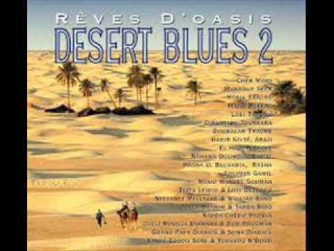 Reves d'Oasis: Desert Blues, Vols. 1 & 2