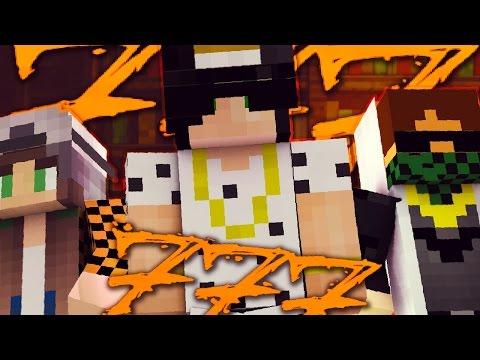 777 LA DARK GANG NON SI MURDERA - Minecraft ITA - MURDER w/ Marcy KeNoia