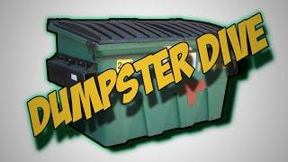 DumpsterDive:DVD's, Porn & A Nice Watch!