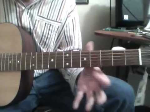 4 and 20 CSNY (Cover acoustic guitar Lesson) Open E5 tuning