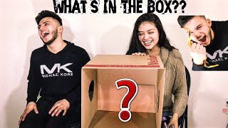 INSANE WHAT'S IN THE BOX CHALLENGE!!! | Analex Vlogs