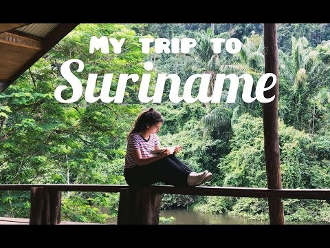 My trip to Suriname