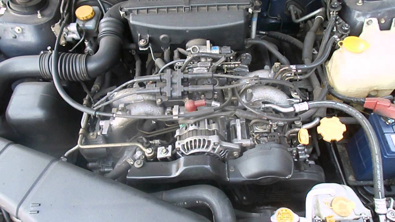 Wrecking 2002 Subaru Outback 2 5 Ej25 3rd Gen J14127