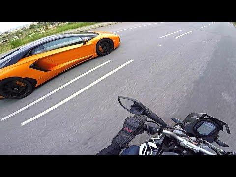 Lamborghini Drive Event | Bull Run | Bangalore | India | GoPro |
