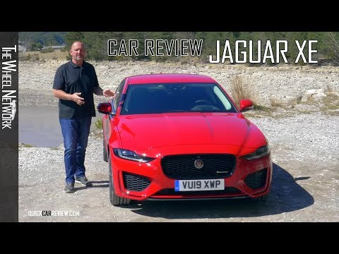 Car Review: 2020 Jaguar XE Test Drive (P300 AWD R-Dynamic S)