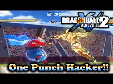 Dragon Ball Xenoverse 2: We've Got Ourselves A Hacker!!