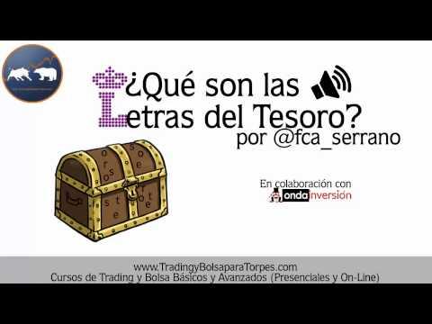 ¿Qué son las Letras del Tesoro? por @fca_serrano