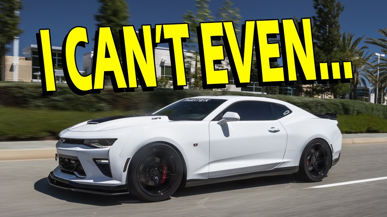 My Cammed & Supercharged 6th Gen Camaro | Drive-bys and More!