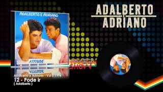 Adalberto e Adriano - CD Atitude (1994) 12-Pode ir