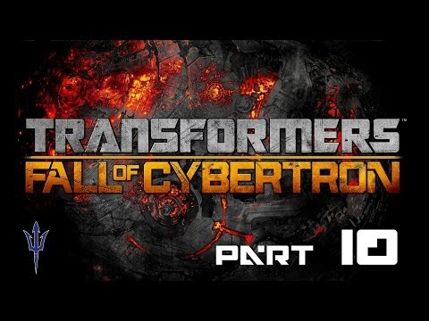 "Transformers: Fall of Cybertron - Part 10 - ""The Sea of Energy!"""