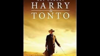 Randomly Selected Netflix Movie Review Harry and Tonto (1974)