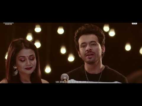 Chand mera naraz hai WHATSAPP STATUS VIDEO | lyrics song | Tony Kakkar and Neha kakkar sessions song