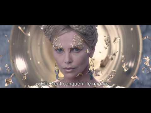 Le Chasseur et la Reine des Glaces / Featurette