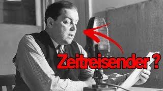 Moderator sagt 1945 Zukunft zu 100 % korrekt voraus! Ist er ein Zeitreisender?   MythenAkte