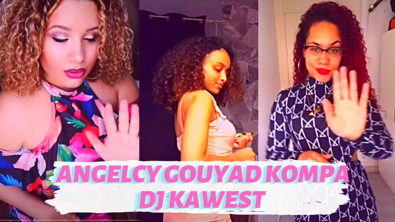 Dj kawest t will remix Angelcy Gouyad KOMPA tiktok compilation