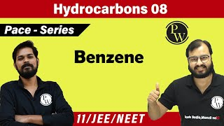 Hydrocarbons 08 | Benzene | Class 11 | JEE | NEET | PACE SERIES