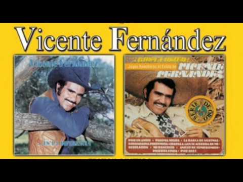 Vicente Fernández...La Ley de la Vida
