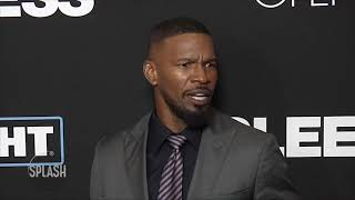 Jamie Foxx's family evacuated during California wildfires | Daily Celebrity News | Splash TV