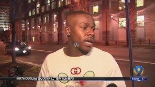 Charlotte rapper DaBaby arrested after concert at Bojangles Coliseum