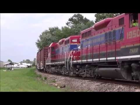 Tennessee Southern Railroad 6-19-15