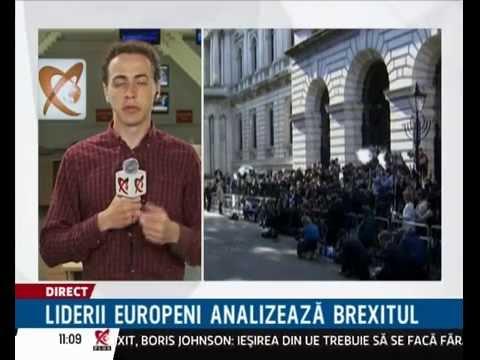 Uniunea Europeană după Brexit. Ce se va întâmpla cu România.