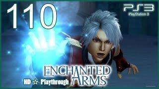 Enchanted Arms 【PS3】 -  Pt.110 「BOSS Battle - Toya│Bad Ending」