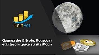 #6 Comment retirer vos crypto-monnaies de Coinpot pour les échanger sur Eobot