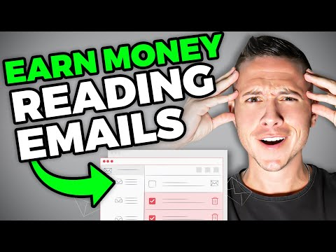 Earn $600 in 24 Hours READING EMAILS! (How To Make Money Online!)