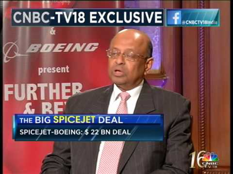 SpiceJet-Boeing: $22 Billion Deal - Segment 1