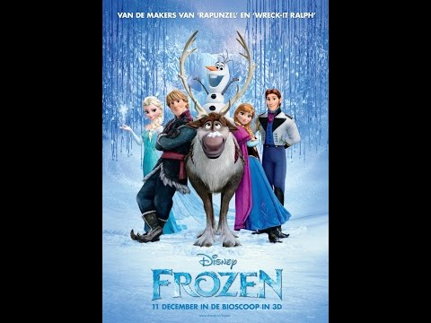 Frozen - Laat Het Los - Karaoke