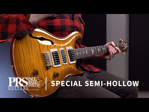 The Special Semi-hollow   PRS Guitars
