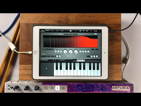 ADDICTIVE Synth by Virsyn - Another Classic - iPad Live