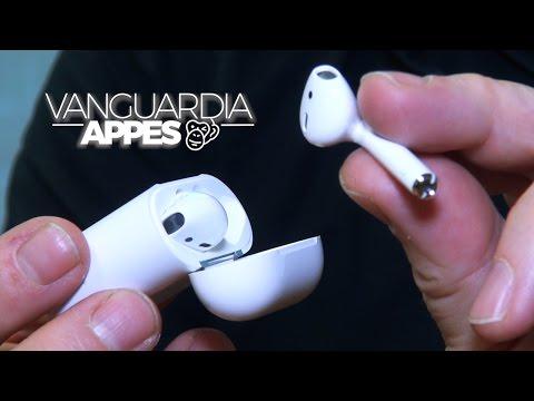 AirPods, los auriculares inalámbricos de Apple