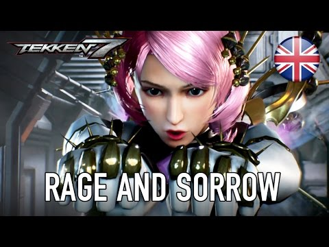 TEKKEN 7 - PS4/XB1/PC - Rage and Sorrow (English Trailer)