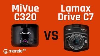 Jaki wideorejestrator do 300 zł? | Test MiVue C320 i Lamax Drive C7