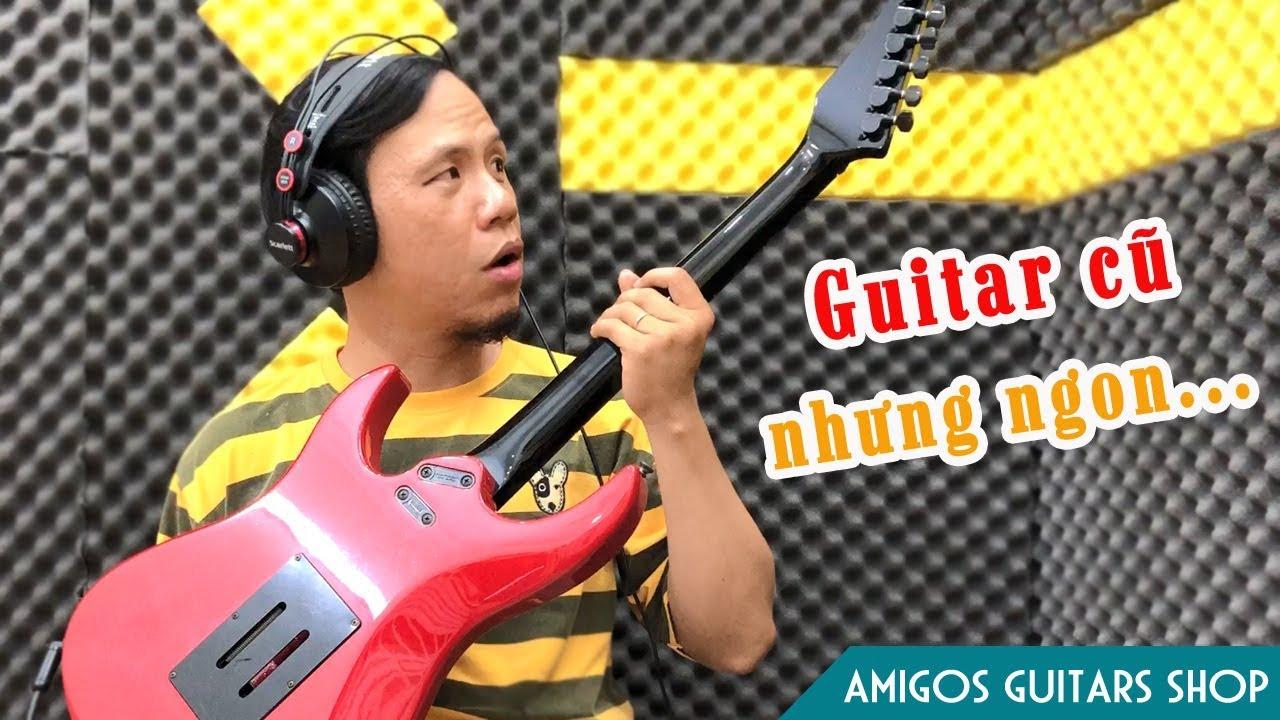 Đàn guitar cũ 2nd chất lượng – giá rẻ bất ngờ tại Amigos Guitars Shop | Guitar4Freedom