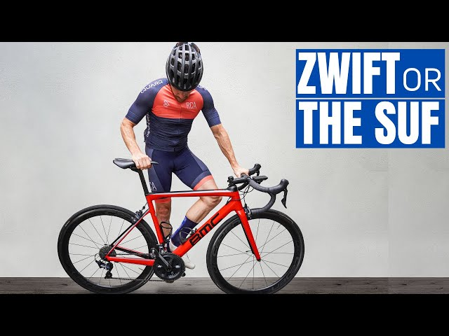 Zwift VS The Sufferfest (What's Best for Indoor Cycling?)