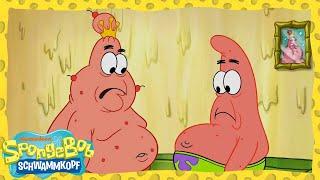 SpongeBob Schwammkopf | Der Eiscreme-König | Nickelodeon Deutschland