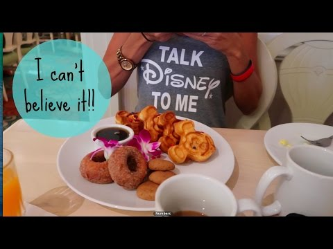 DISNEY WORLD VLOG! GLUTEN FREE EATING|THE FLORIDIAN