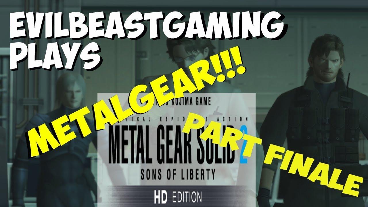 Download METAL GEAR!! Metal Gear Solid 2  Son of Liberty Episode Finale