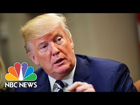 President Donald Trump Speaks On Immigration, MS-13 At New York Roundtable Rvent | NBC News