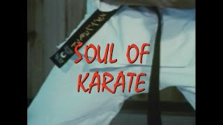The Soul of Karate